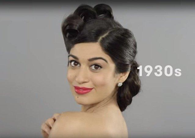 敘利亞女人百年之美