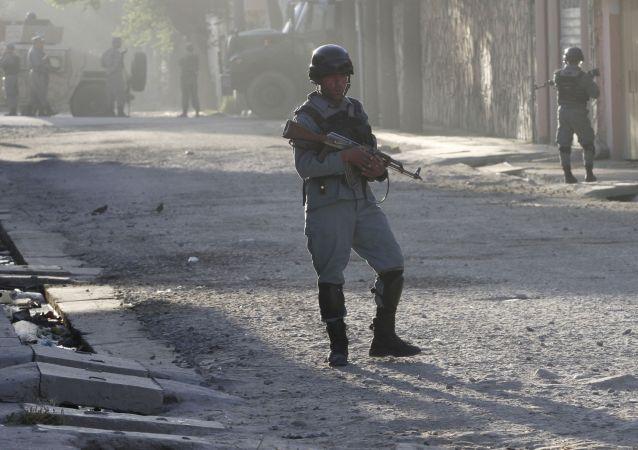 阿富汗東部遭塔利班襲擊造成8名警察死亡