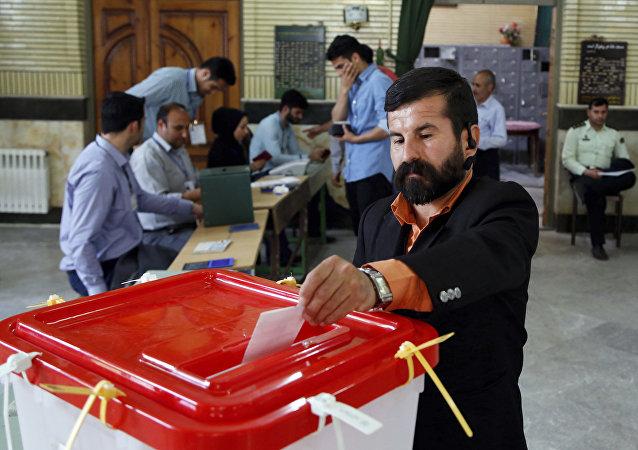 伊朗議會選舉
