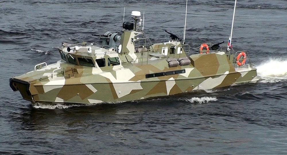 03160型「猛禽」級快速巡邏艇