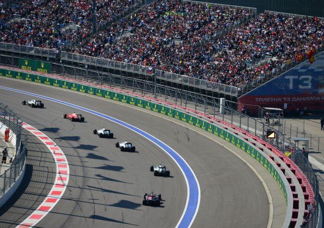 2017賽季F1俄羅斯索契站比賽開始售票
