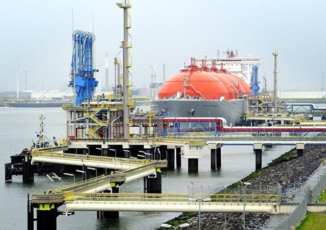 液化天然氣運送