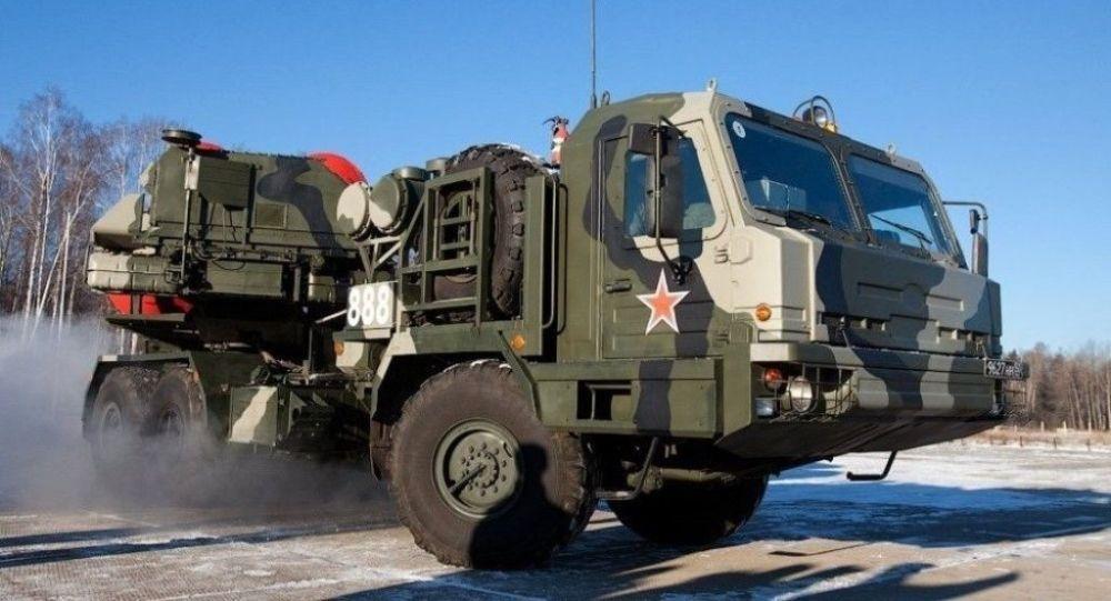 S-500 防空系統