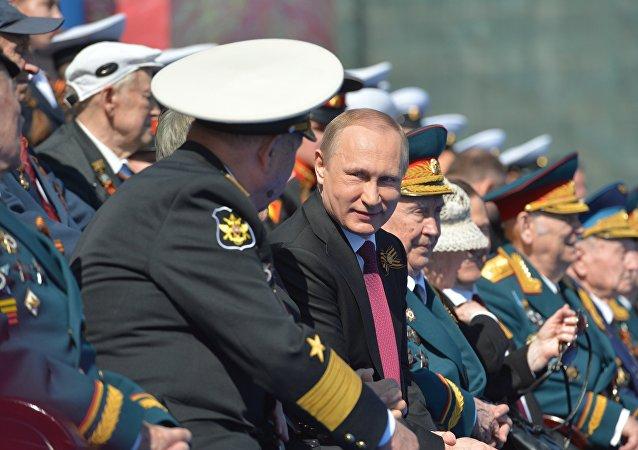 普京:俄羅斯準備從事非軍事同盟性質安全體系的建立