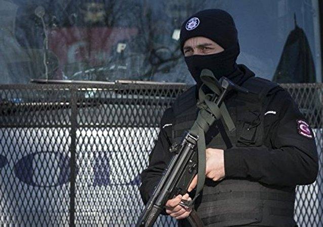 土耳其警察