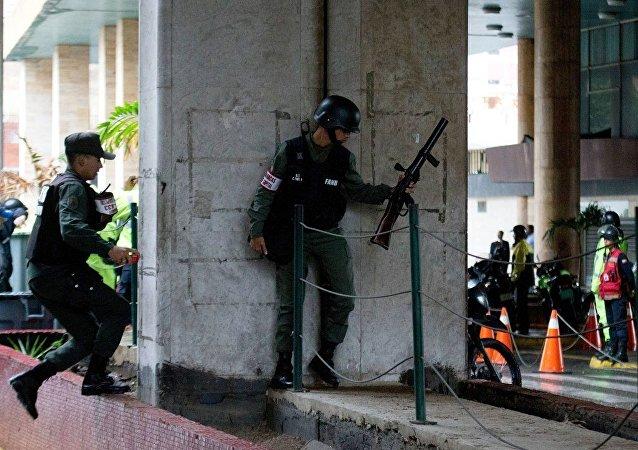 委內瑞拉總統限暴徒72小時內放下武器