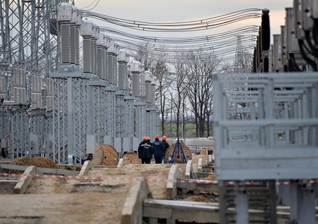 普京:克里米亞在能源橋啓動後已經掌握1270兆瓦的電力