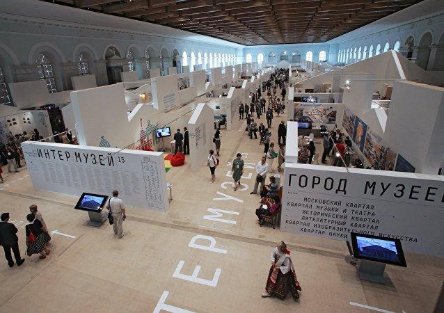 中國與伊朗將首次參加莫斯科「聯合博物館」節