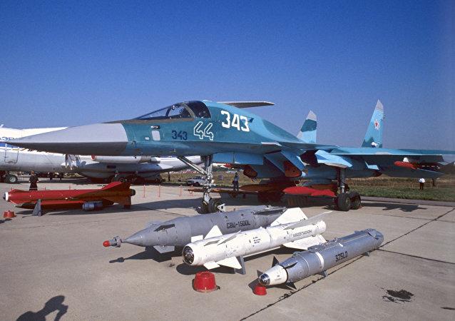 蘇-32飛機
