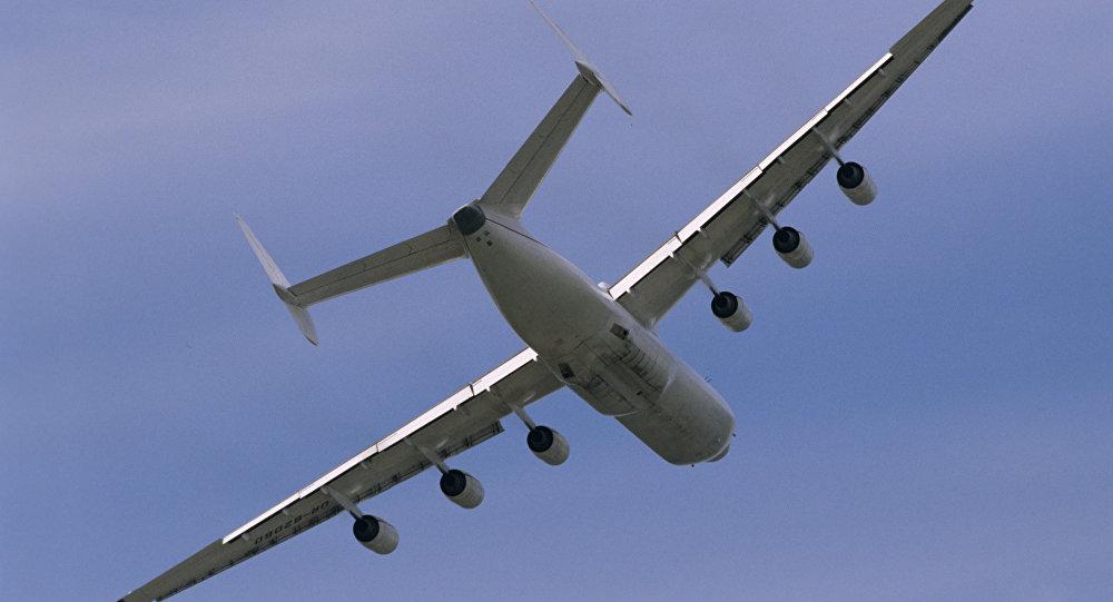 安–225「夢想」飛機
