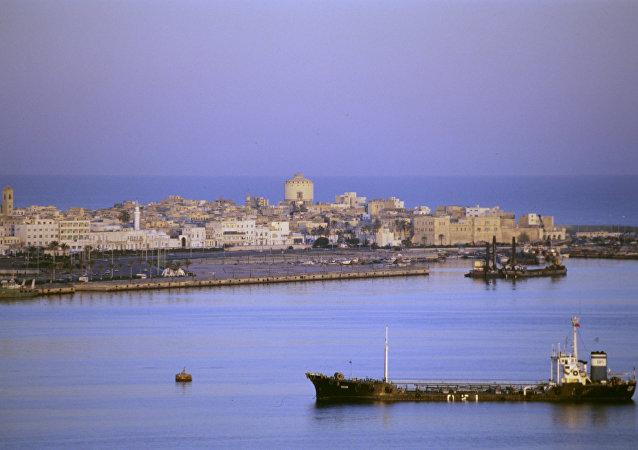 利比亞國民軍:利比亞海軍扣押一艘土耳其船隻