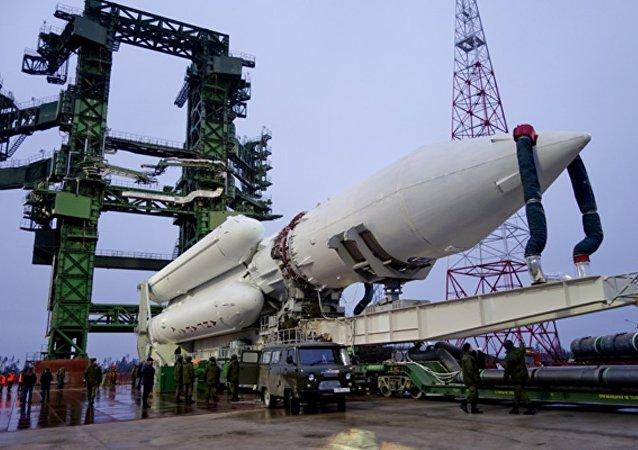 「安加拉」火箭