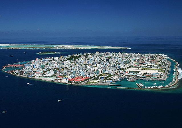 馬爾代夫共和國首都馬累