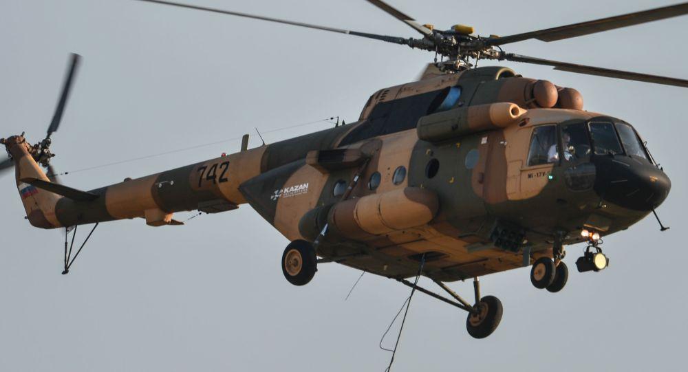 米-17V-5直升機
