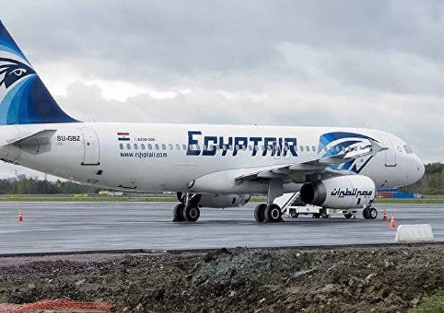 媒體:美國情報機構認為埃及航空失事客機上有炸彈爆炸