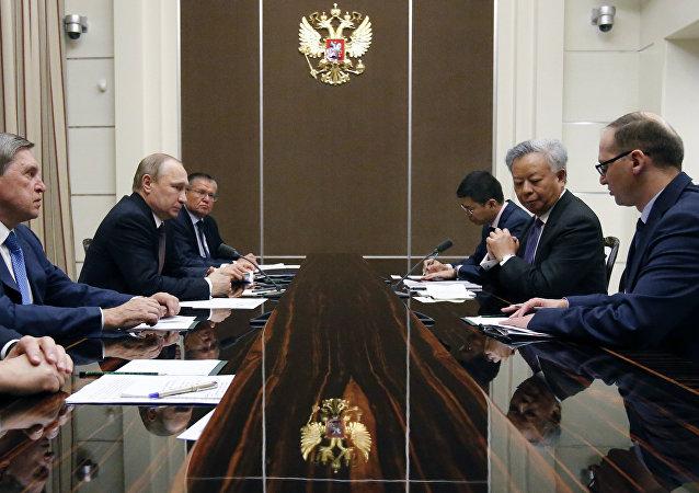 亞投行將開創中俄合作新紀元
