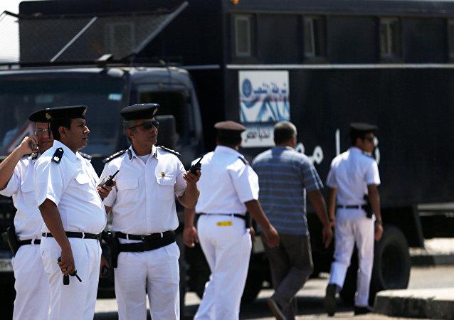 媒體:埃及民航部未證實MS804客機失事前曾冒煙