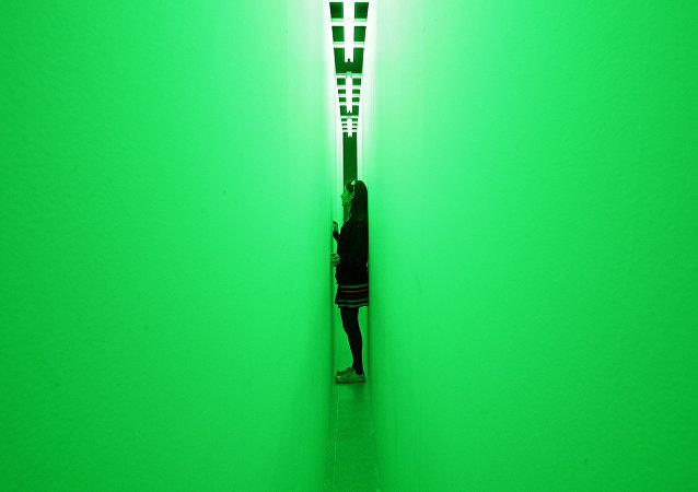 綠色可治療偏頭痛
