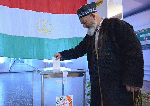 塔吉克斯坦議會選舉