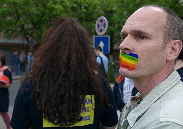 摩爾多瓦首都同性戀遊行遭遇民眾抵制