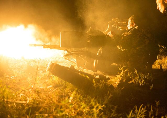烏克蘭軍人