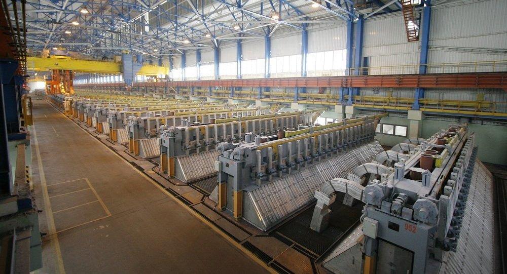 中國企業或投資俄羅斯鋁業