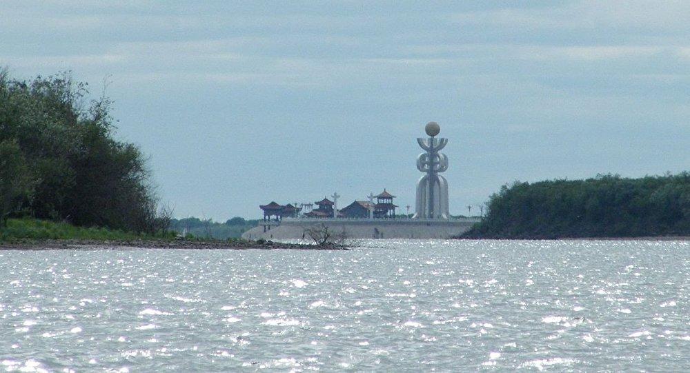 大烏蘇里島(黑瞎子島 )