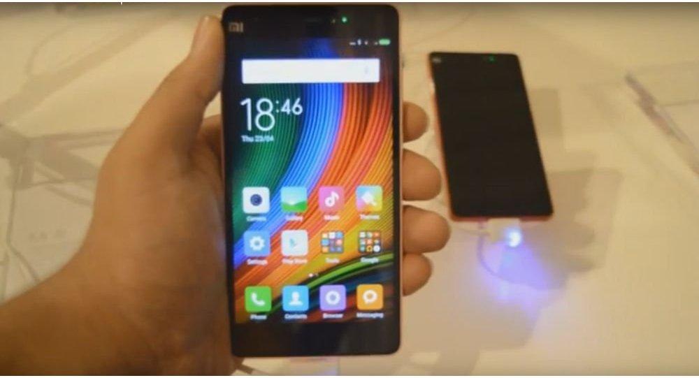 Xiaomi Mi4i 智能手機
