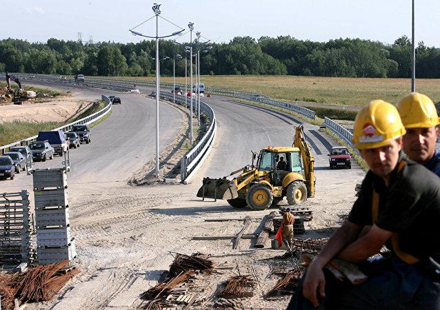 中國企業有意為「歐洲-中國西部」國際交通走廊俄羅斯段融資