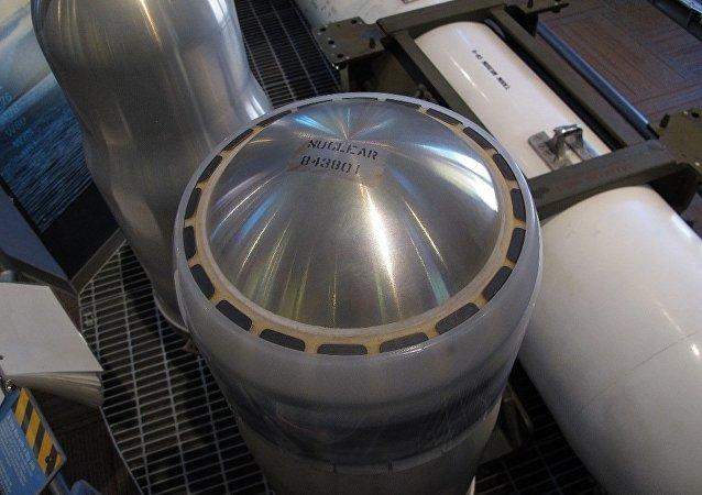 專家:美國放緩拆卸退役核彈頭
