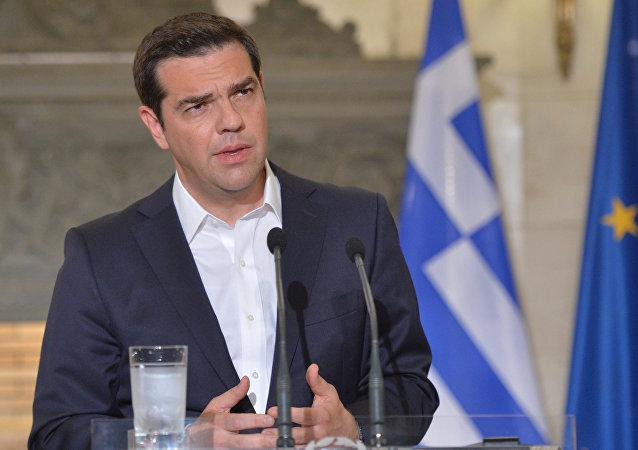 希臘總理齊普拉斯