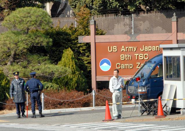 美軍駐沖繩基地實施宵禁哀悼被殺日本女子