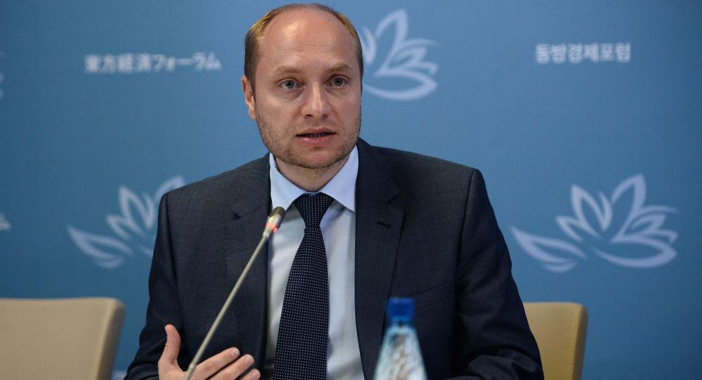 俄羅斯遠東發展部援引部長加盧什卡