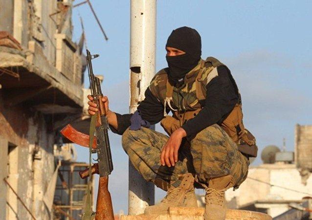 IS恐怖分子