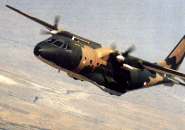 土耳其空軍的CN-235飛機