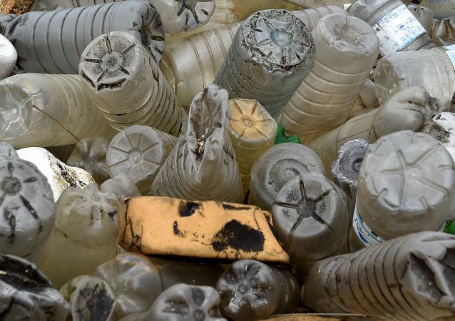 媒體:中國在加強塑料污染治理