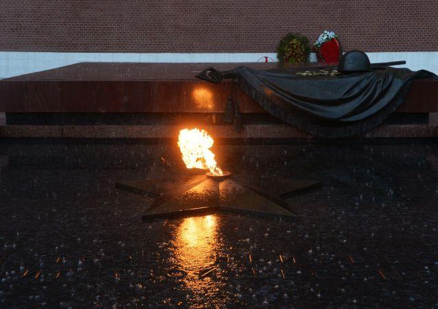 無名烈士墓,莫斯科