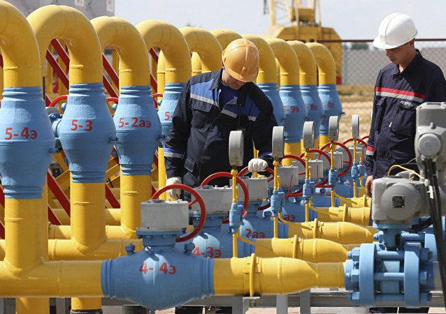 俄羅斯天然氣工業公司