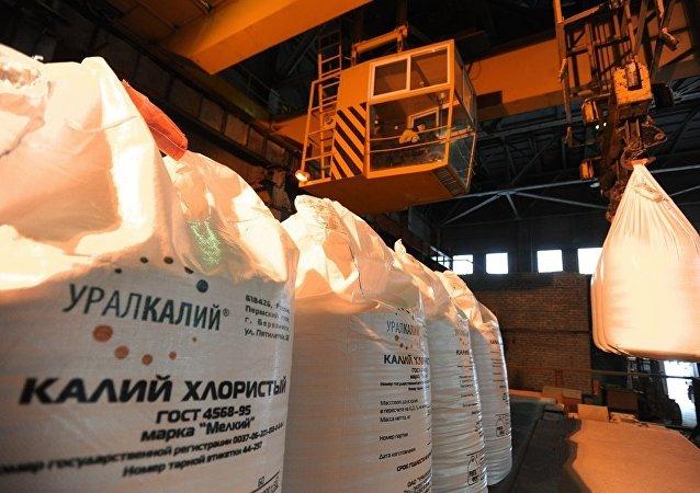 俄烏拉爾鉀肥公司