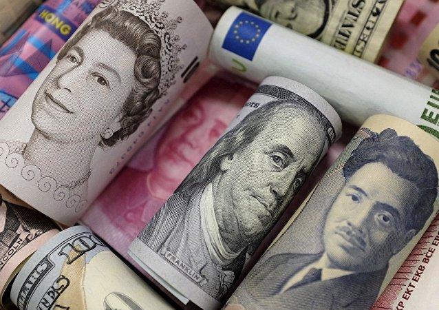 人民幣能在貨幣儲備藍還能呆多久