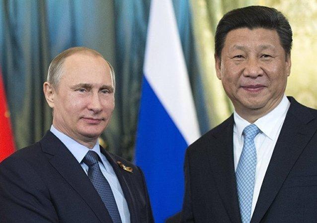 習近平和普京是世界上最受歡迎的領導人