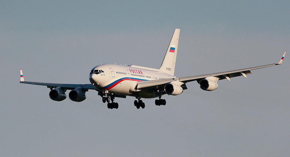 俄羅斯總統專機