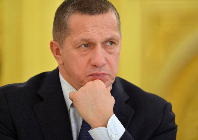 俄副總理:美應關心自己的內政 而不是去監控俄遠東港口