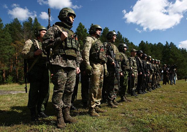 俄研發用於特種部隊的新型監視和偵察儀器