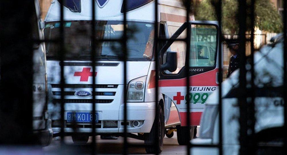 中國確診第三例肺鼠疫病例
