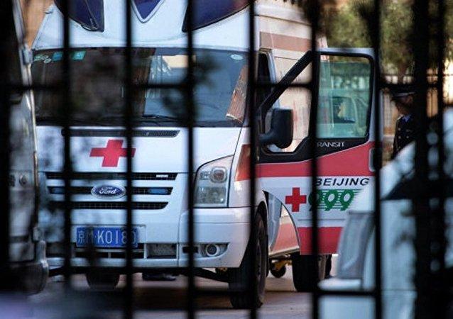 救護車(資料圖片)
