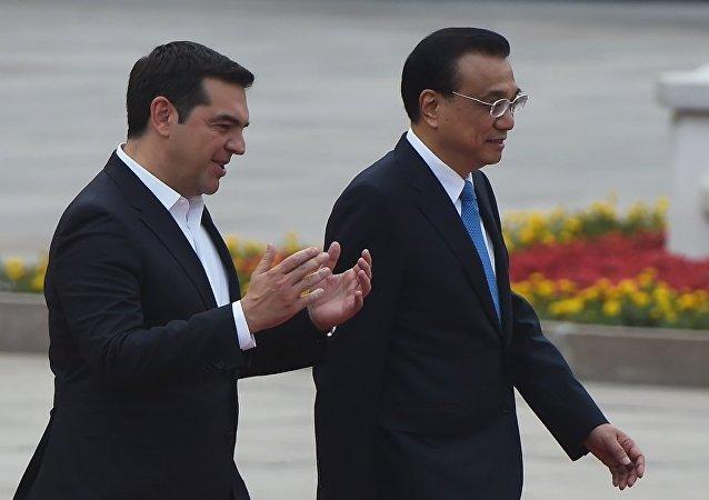 中國借希臘加強在歐盟的地位