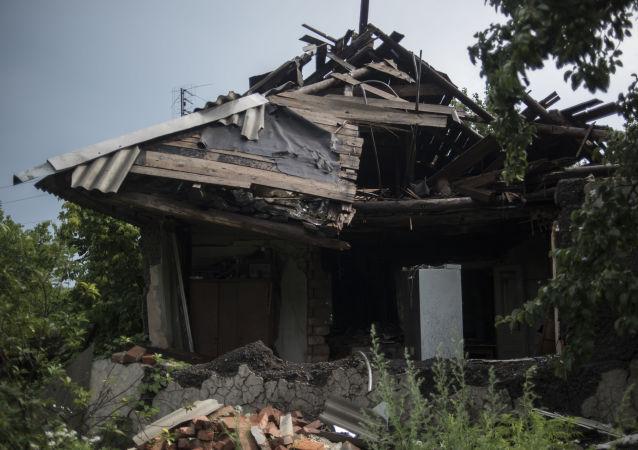 烏克蘭軍人一晝夜間向頓涅茨克人民共和國發射170枚迫擊炮彈
