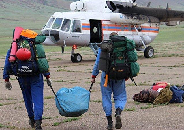 俄跨國航空委:黑匣子未顯示伊爾-76飛機操作系統和發動機發生故障