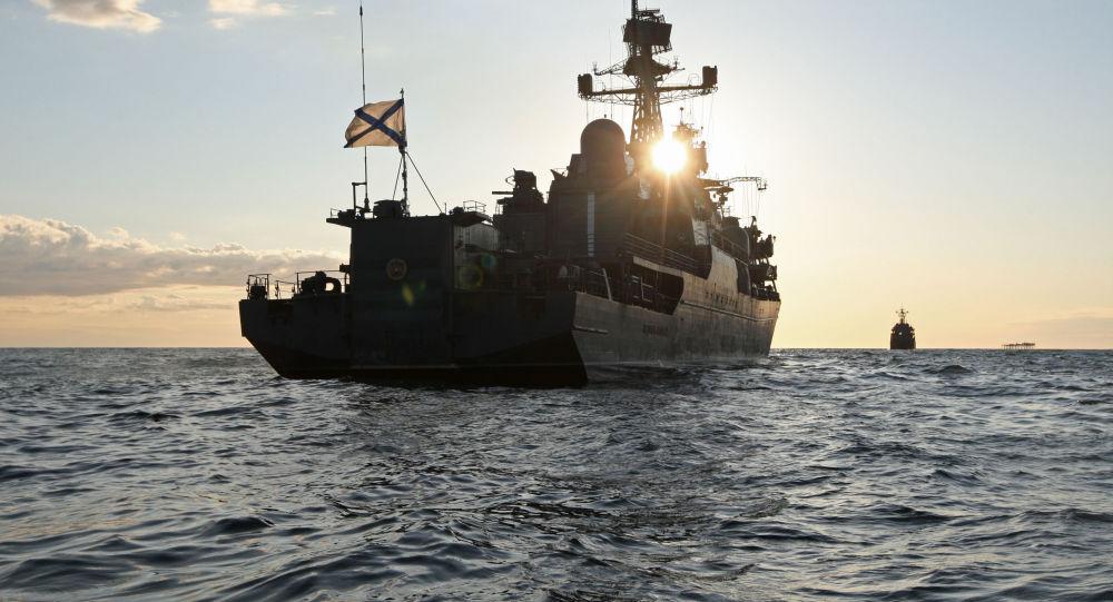 俄羅斯「智者雅羅斯拉夫」號護衛艦